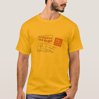 cheese crackers - Customized - Customized T-Shirt