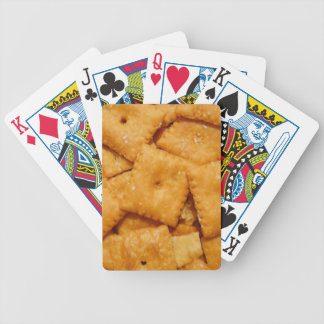 Cheese Crackers Deck Of Cards