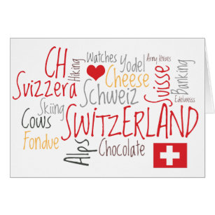 Greetings from switzerland gifts on zazzle nz cheese fondue greeting from switzerland card m4hsunfo