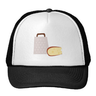 Cheese Grater Mesh Hats