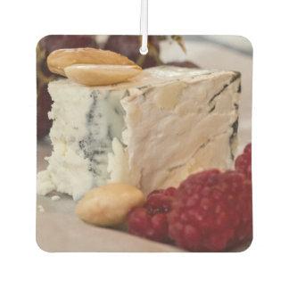 Cheese & Nuts Foodie air freshner Car Air Freshener
