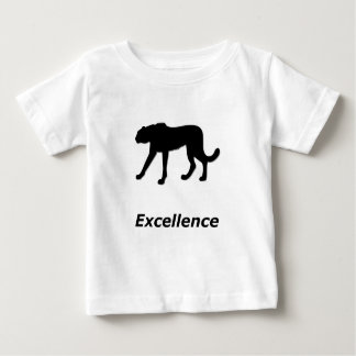 Cheetah Excellence Baby T-Shirt
