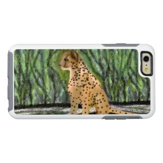 Cheetah Habitat OtterBox iPhone 6/6s Plus Case
