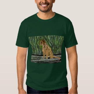 Cheetah Habitat T-shirt