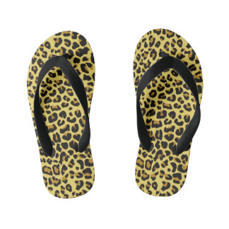cheetah pattern thongs
