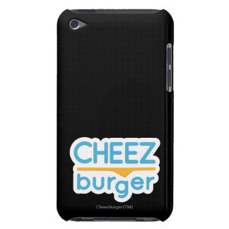 Cheezburger Logo (color) Barely There iPod Covers