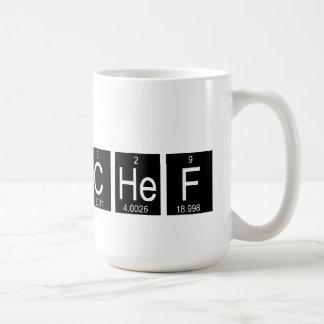 CHEF Father's Day Mug