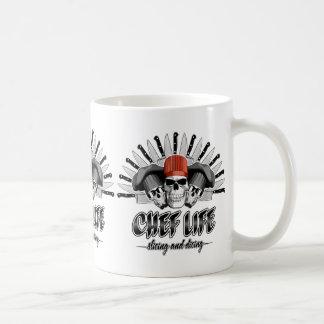 Chef Life: Slicing and Dicing Coffee Mug