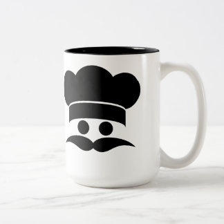 CHEF mugs - choose style & color