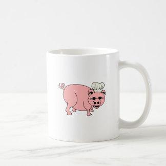Chef Pig Coffee Mug