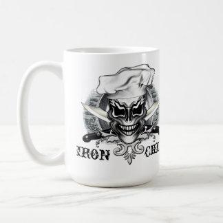 Chef Skull 1 Coffee Mug