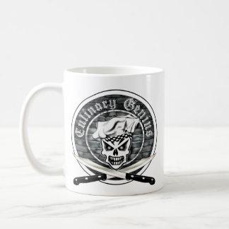 Chef Skull 2: Culinary Genius Coffee Mug