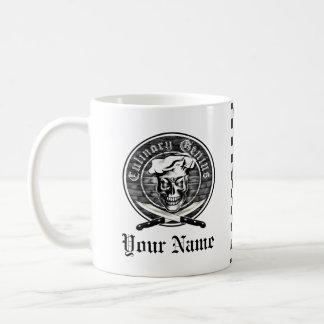 Chef Skull 3.1 Coffee Mug