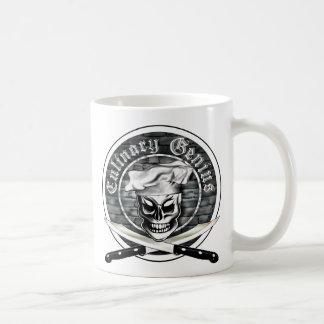 Chef Skull 4: Culinary Genius Coffee Mug