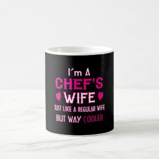 Chef's Wife Coffee Mug
