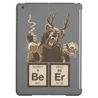 Chemistry bear discovered beer