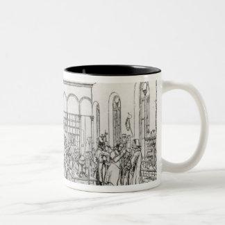 Chemistry laboratory of Baron Justus von Liebig Coffee Mugs