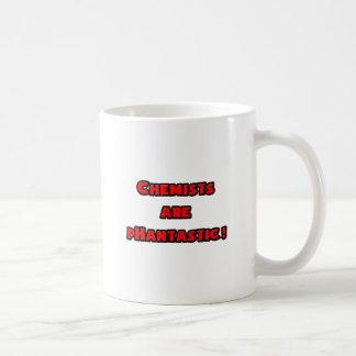Chemists are pHantastic! Basic White Mug
