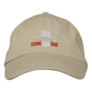 Chemo Sabe Hat Embroidered Hat
