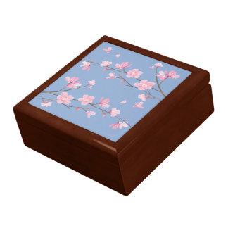 Cherry Blossom - Serenity Blue Gift Box
