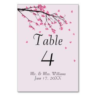 Cherry Blossom Stem - Table Card