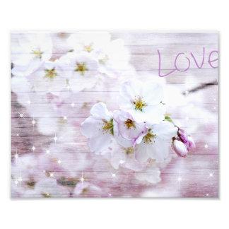 Cherry Blossom Style Photographic Print