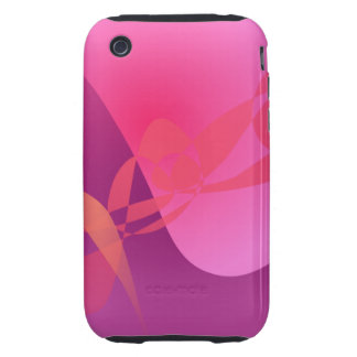 Cherry Blossoms Tough iPhone 3 Case