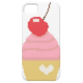 cherry cupcake iPhone 5 cover