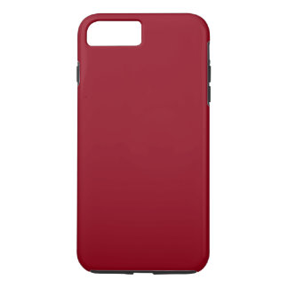 CHERRY RED (a solid fruity colour) ~~ iPhone 7 Plus Case
