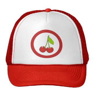 Cherry Red Trucker Cap