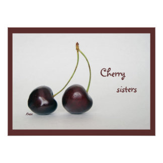 cherry sisters poster