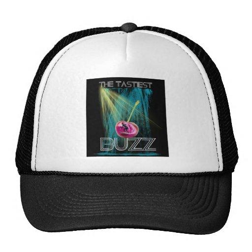Cherry Waterfall Trucker Hat
