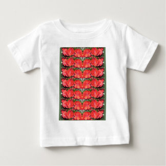 CherryHILL Flower Show Row Garland NVN218 NavinJOS Baby T-Shirt