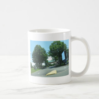 CherryHILL NewJersey USA Green Theme HAPPY WALK Mugs