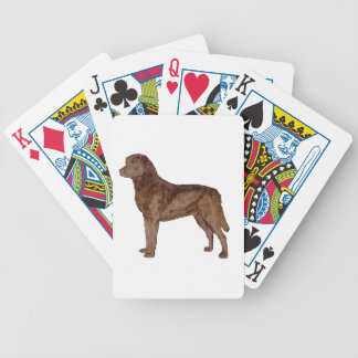 chesapeake bay retriever full.png bicycle playing cards