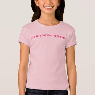 Chesapeake Bay Retriever Girl's T-Shirt