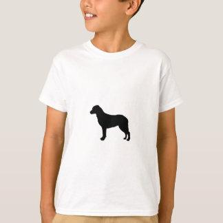 Chesapeake Bay Retriever Silhouette Love Dogs T-Shirt