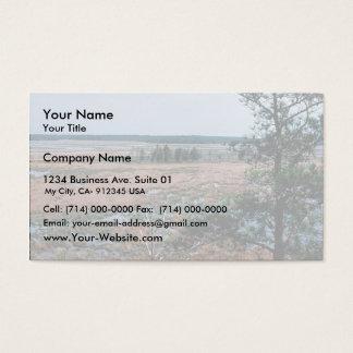 Chesapeake Bay Wetlands Business Card