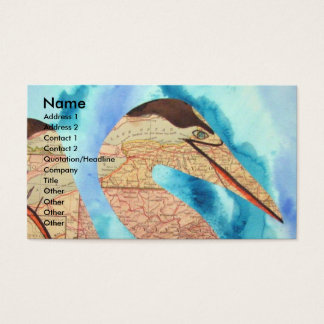 Chesapeake Blues Business Cards