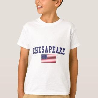 Chesapeake US Flag T-Shirt