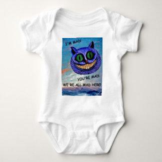 Cheshire Cat: We're All Mad Here! (Wonderland) ~ Tshirts