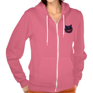 CHESHIRE ME THIS! (Cheshire cat) ~ Hooded Pullover