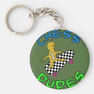 Chess Dudes-Pawn Keychain