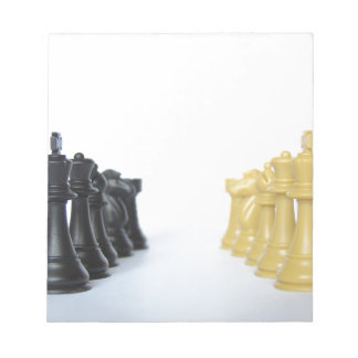Chess Match Notepad