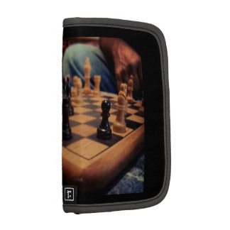 Chess Set Mini Folio Planner
