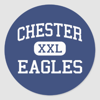 Chester Eagles Middle Chester Virginia Stickers