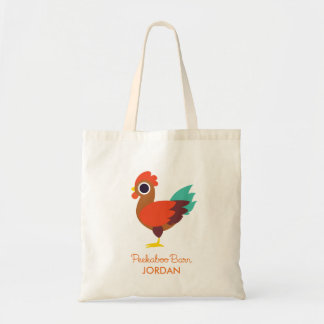Chester the Rooster Tote Bag