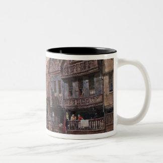 Chester Two-Tone Coffee Mug