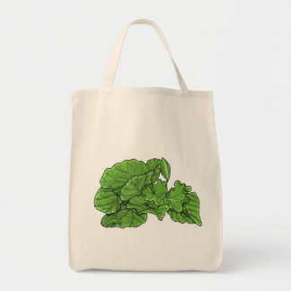 Chevalier the cabbage tote bag