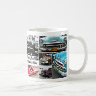 Chevrolets of Cuba Coffee Mug